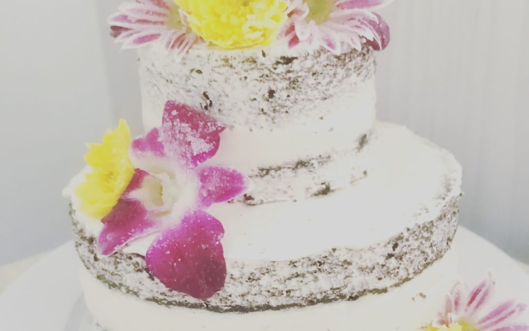 2 Tiered Maple Cream Chocolate Cake – Photo Sharing