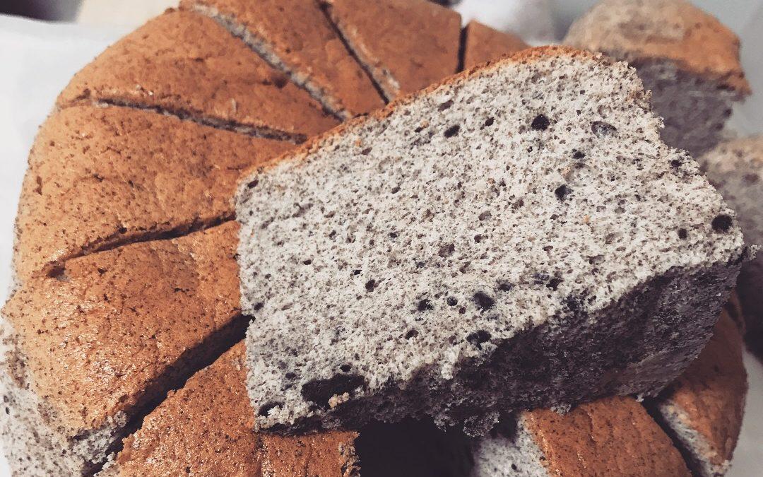 Oreo Souffle Cheesecake