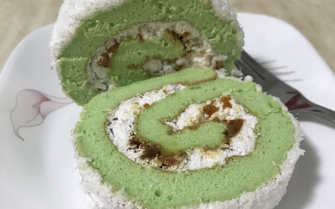 Ondeh Ondeh Swissroll