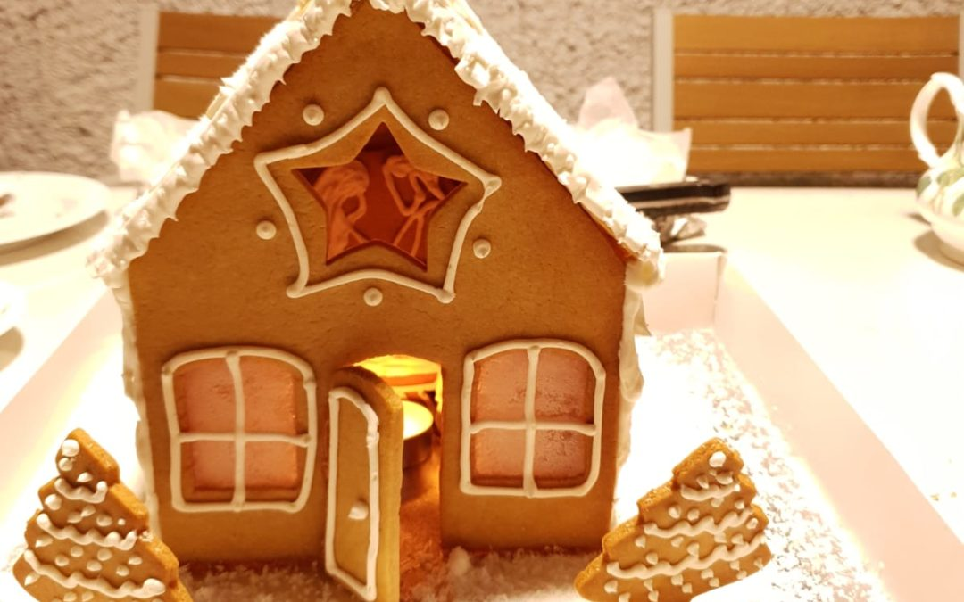Gingerbread House (2018)